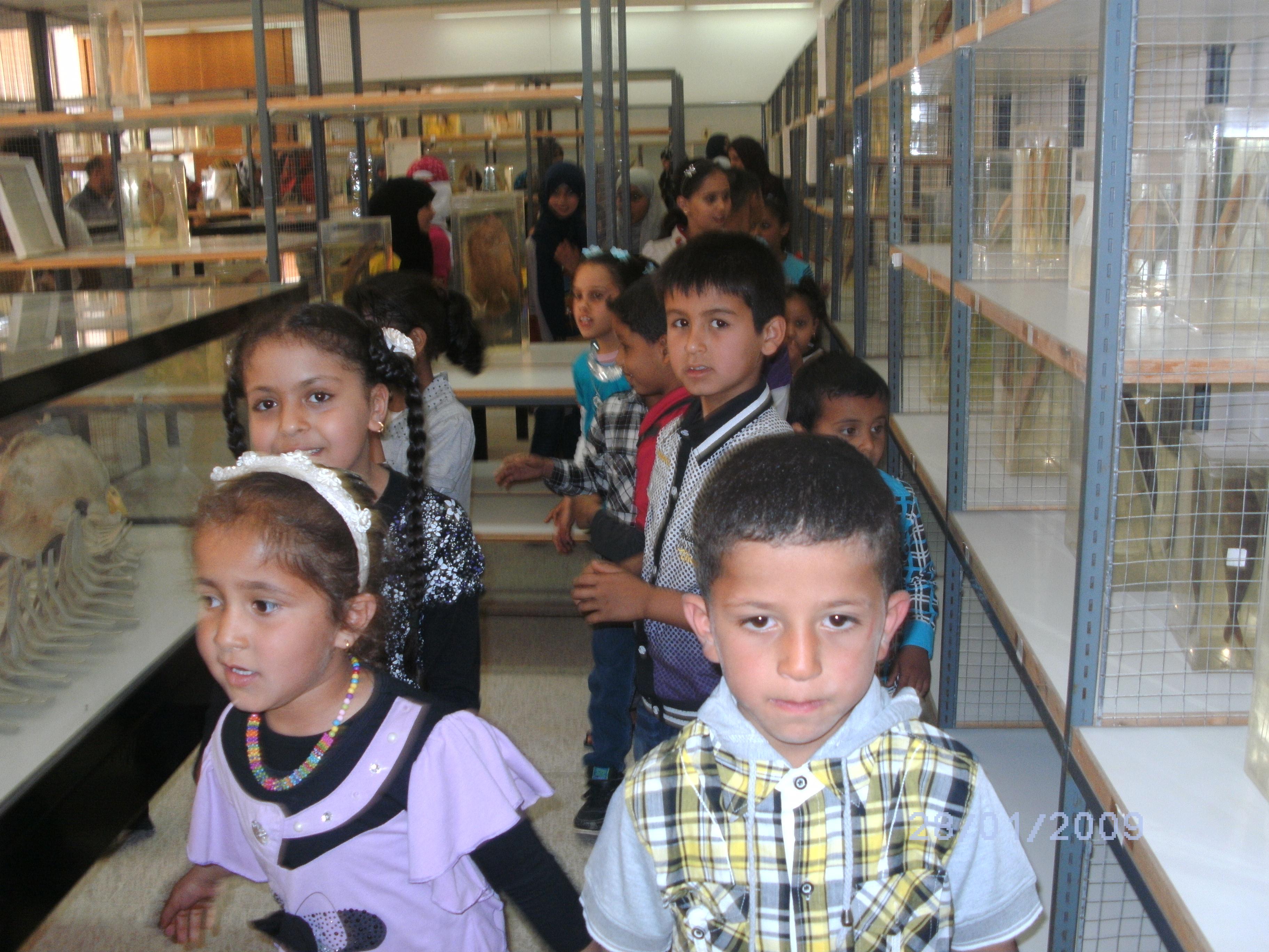 زيارة مدرسية